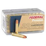 Federal 22WMR Speer TNT HP