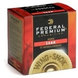 Federal Premium Magnum 12/76 No: BB