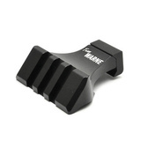 Warne picatinny side mount adapter