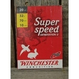 Winchester Super Speed G2 20/70 N:o 2