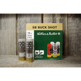 S&B Buck Shot 12/70 6,09mm