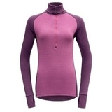 Devold Expedition Woman Zip Neck Galaxy