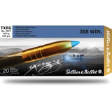 S&B 308Win eXergy Blue 10,7g