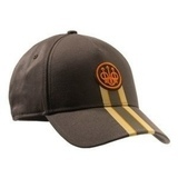 Beretta Corporate Striped Cap Brown