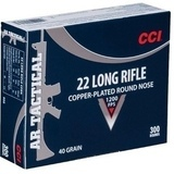 CCI 22LR Tactical 300 kpl