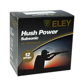 Eley Hush Power Subsonic 32 g, 12/67 No:5