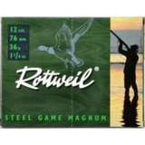 Rottweil Steel Game Magnum 12/76 No:4