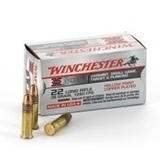 Winchester 22LR Varmint HP Copper Plated