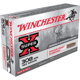 Winchester 308 Win 185 gr Power-Point Subsonic