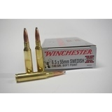 Winchester 6,5x55 140 gr Soft Point