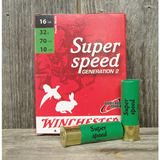 Winchester SuperSpeed G2 16/70, 32 g No:4