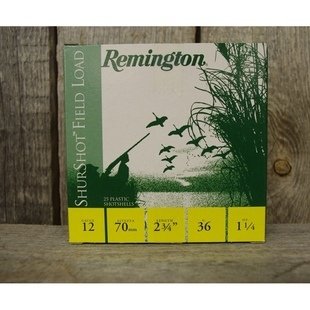 Remington ShurShot 12/70 36 g No:3